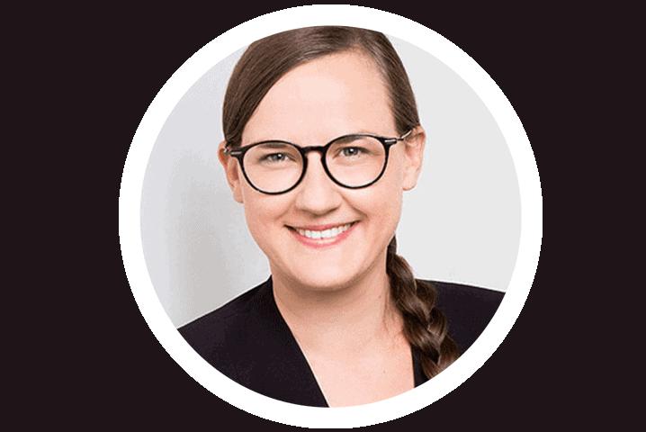 Interviewpartnerin Professor Laura Venz