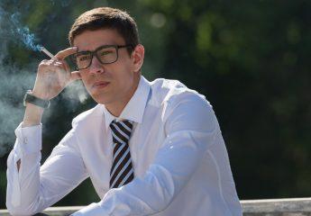 Dürfen Rauchverbote ausgesprochen werden?