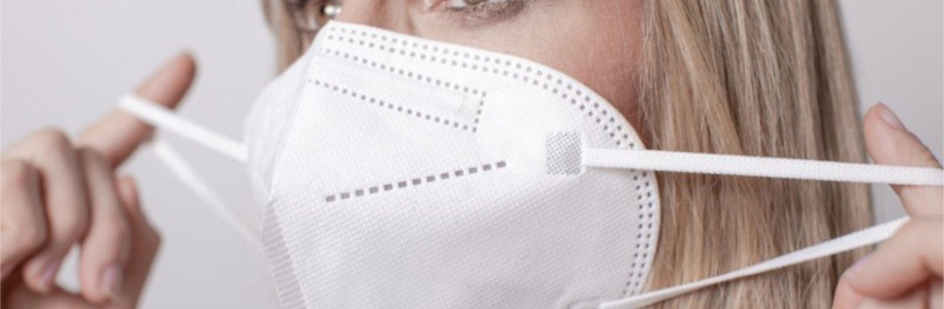 FFP2-Masken richtig benutzen