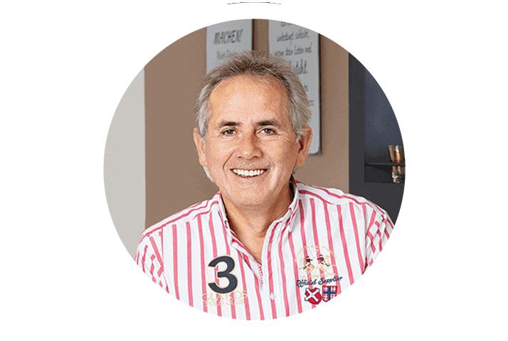 Autor und Coach Urs R. Bärtschi