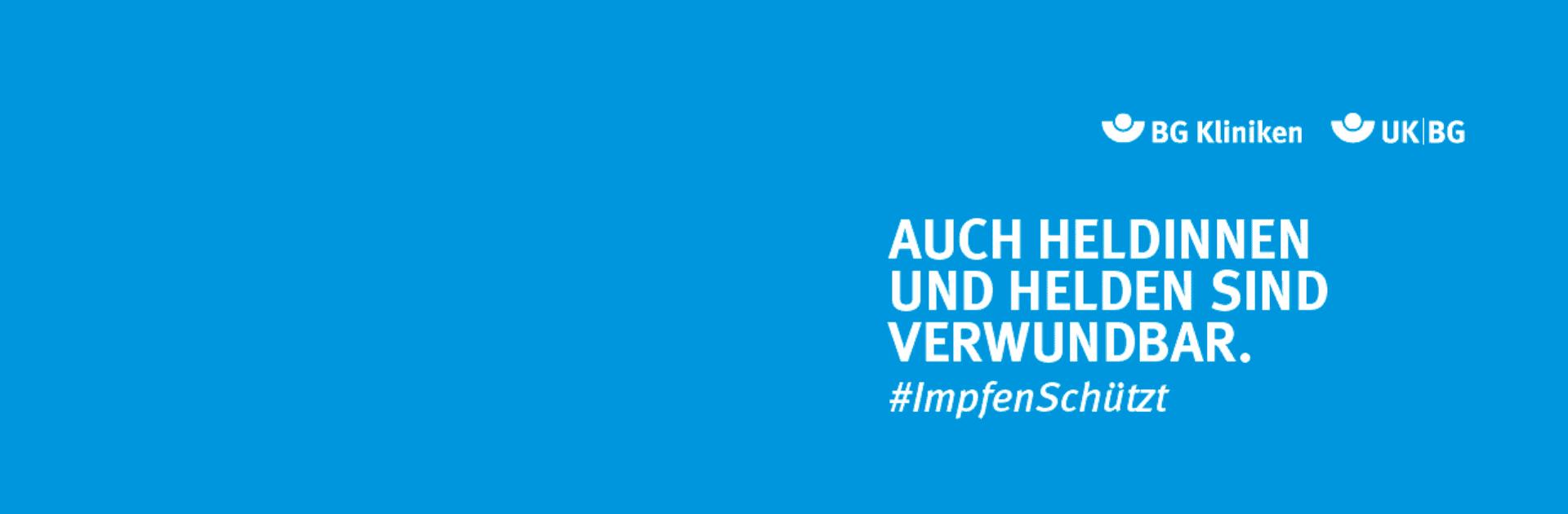 #ImpfenSchützt: Gesetzliche Unfallversicherung startet Aktion zur COVID-19-Impfung