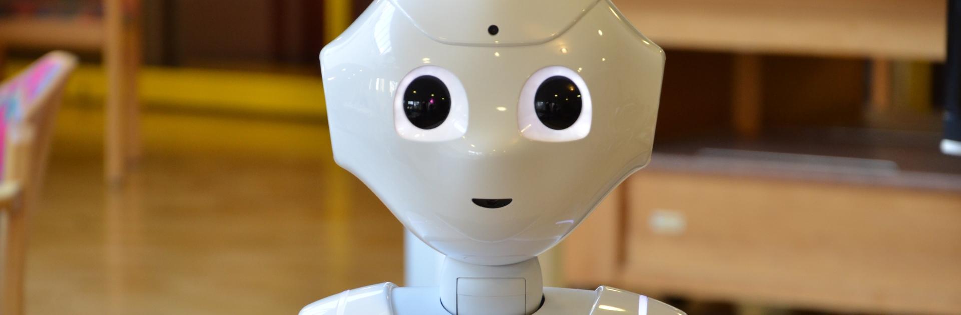 Roboter Pepper: vom Prototyp zur echten Bereicherung